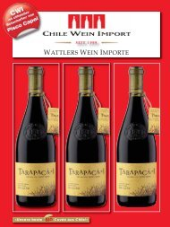 Katalog Chile Wein Import 2013