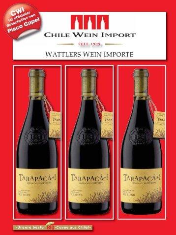 Katalog Chile Wein Import 2013