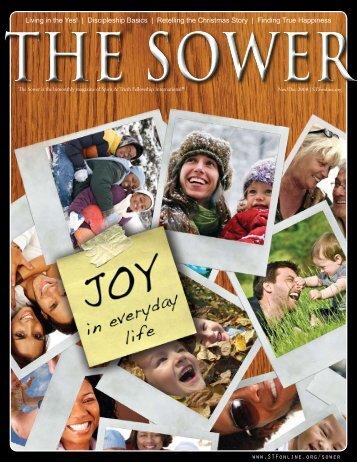 Nov/Dec 2008 - Spirit & Truth Fellowship International