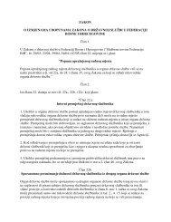 Zakon o izmjenama i dopunama Zakona o drzavnoj u FBiH