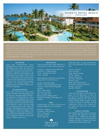 Secrets Royal Beach Punta Cana - AMResorts
