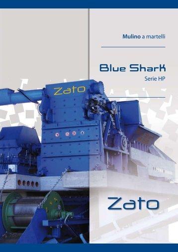 Blue Shark - Zato
