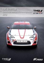 TMG GT86 Cup Reglement - Toyota Motorsport GmbH