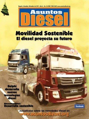 Movilidad Sostenible - asuntos diesel