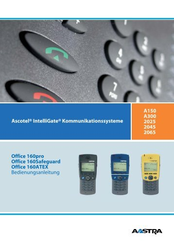 eud-0691_de - Office 160pro/Safeguard/ATEX