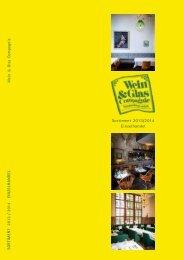 Katalog - Wein & Glas