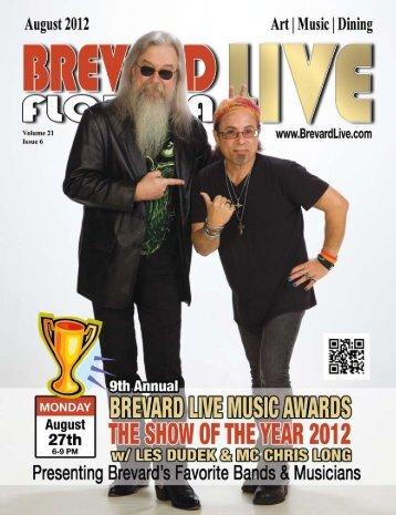 Brevard Live August 2012 - 1