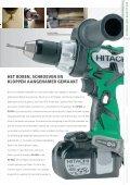 DE BESTE TECHNIEK EN DE BESTE MACHINES: - Hitachi - Page 3