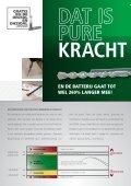 DE BESTE TECHNIEK EN DE BESTE MACHINES: - Hitachi - Page 4