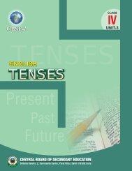 Unit - 3 Tenses - CBSE International