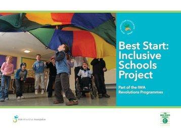 Best Start: Schools' Inclusive Project - Active School Flag