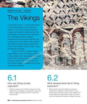 The Vikings - Oxford University Press
