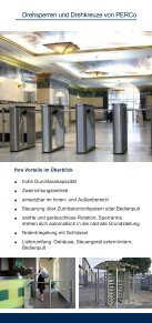 Elektromechanische Drehsperren und Drehkreuze - Seite 3