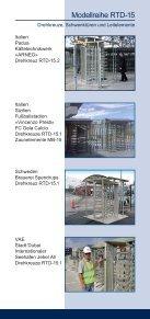 Elektromechanische Drehsperren und Drehkreuze - Seite 5