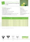 Philips MASTER LEDlamps - National Lamps and Components - Page 3