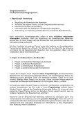 Anleitung zum Führen strukturierter Auswahlgespräche - Seite 3