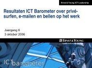 ICTbarometer - FlexNieuws