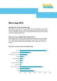 Mors Dag 2012.pdf - Svensk Handel