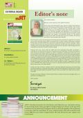 Issue 10 : April - June 2011 - malaysian society for engineering and ... - Page 2