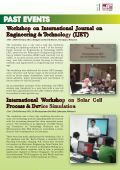 Issue 10 : April - June 2011 - malaysian society for engineering and ... - Page 3
