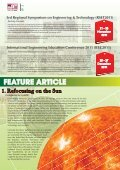 Issue 10 : April - June 2011 - malaysian society for engineering and ... - Page 6