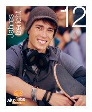 Jahresbericht 2012 - Akzente