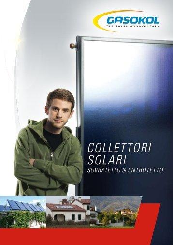 Gasokol - Collettori Solari - Esaenergie