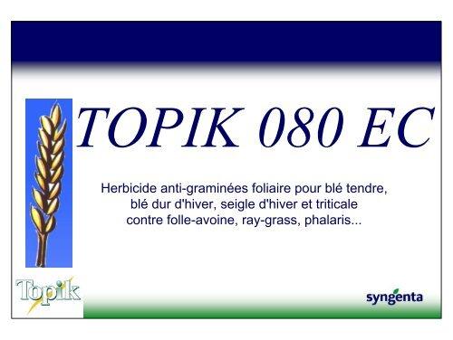 Herbicide anti-graminées foliaire pour blé tendre, blé dur d'hiver ...