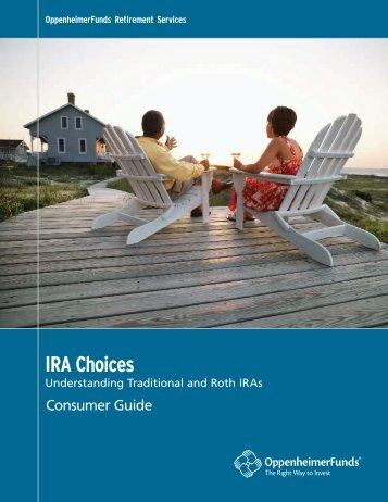 IRA Choices: Investor Guide - Krugerconsulting.info