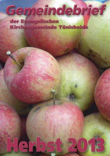 Gemeindebrief_Herbst_2013 tl_files/kirchengemeinde ...