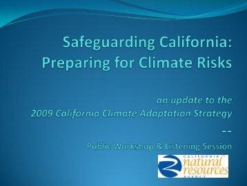 Bellomo Public Health Oct 8th - California Resources Agency