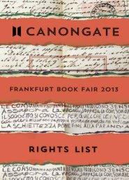 Download - Canongate Books