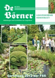 Gartentag 2012 der FSS - auf der Homepage der Gemeinschaft der ...