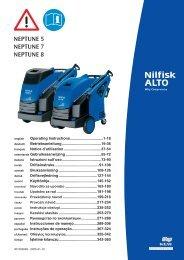 neptune 5 neptune 7 neptune 8 - Nilfisk PARTS - Nilfisk-Advance