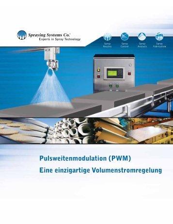 Pulsweitenmodulation (PWM) - Spraying Systems Co.