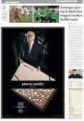 'hydrophobic' storm devours i̇stanbul bşb - Today's Zaman - Page 4