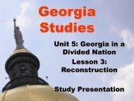 PDF Notes – Unit 5 Lesson 3 – Reconstruction - Cobb Learning