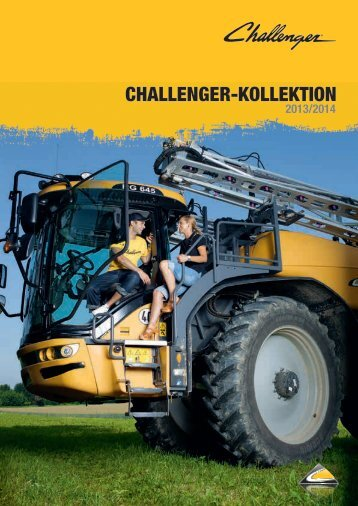 CHALLENGER-KOLLEKTION