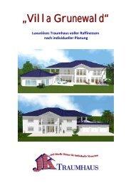 Villa mit exklusiver Ausstattung wie Pool mit rundem ... - JK Traumhaus
