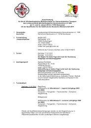 Ausschreibung - Narrenbund Neuhausen e.V.