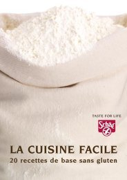 LA CUISINE FACILE - Gourmetsansgene.com