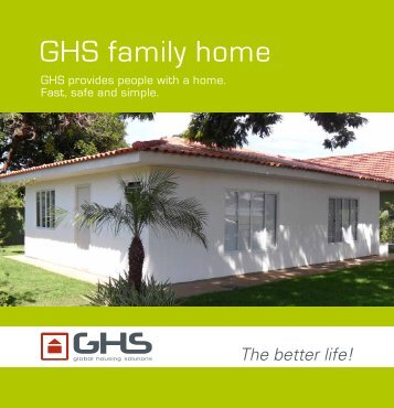 GHS family home - ghs-housing.com