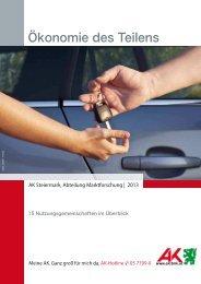 Sharing_Economy_2013.pdf - Arbeiterkammer