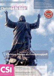 Ausgabe 09/2013 - CSI Österreich