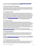 Guide To Pair Programming - ETR Associates - Page 6