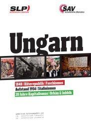 1848 | Räterepublik | Faschismus Aufstand 1956 | Stalinismus ... - SLP