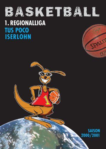 1. regionalliga tus poco iserlohn - NOMA-Iserlohn-Kangaroos