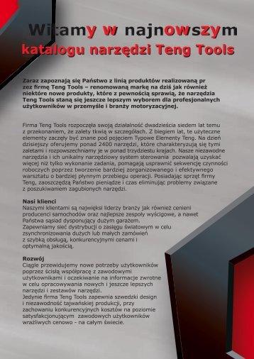Teng Tools 2012 - Luna Polska