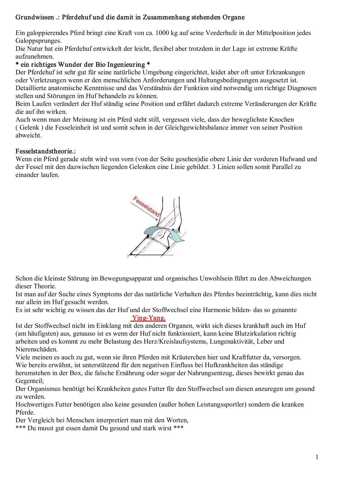 Ungewöhnlich Pferdehuf Anatomie Ideen - Anatomie Ideen - finotti.info