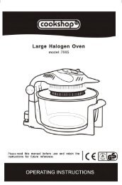 Large Halogen Oven - Ideal World